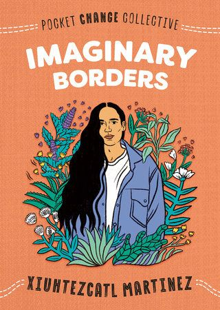 """""""This book isn't about changing the world—it's about building it together. Imaginary Borders by @xiuhtezcatl is available for pre-order today. buff.ly/2IIQX3b"""