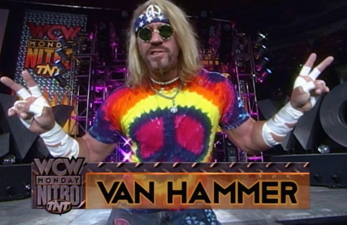 Former WCW Star Van Hammer Sentenced In DUI Case