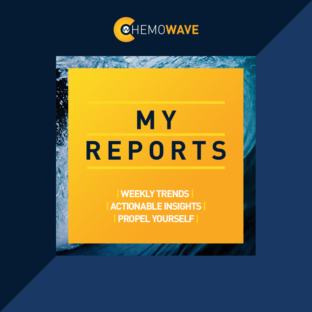 "All new ""My Reports"" give you weekly insights on how you can avoid or reduce side effects. 🌊   Learn more 🔗 https://t.co/p46UggMdli https://t.co/LQx3zOPYlf"