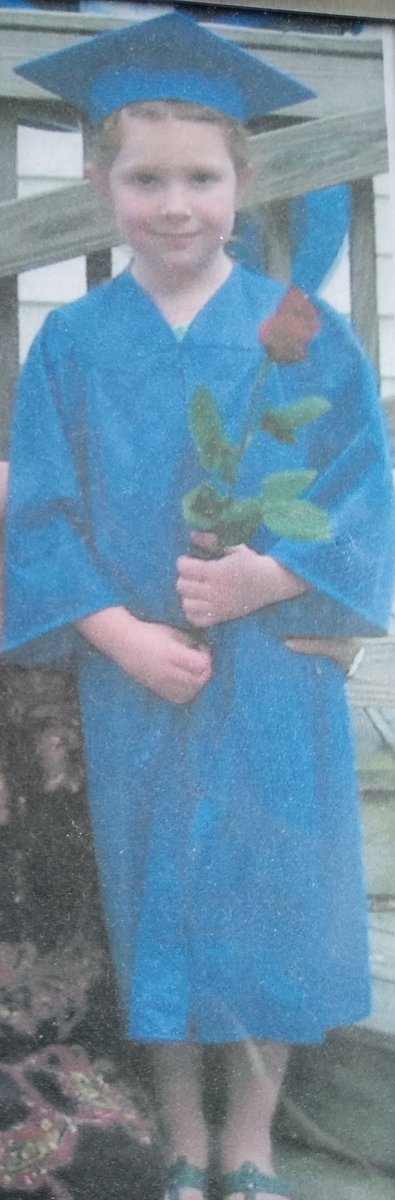 Kindergarten Graduation to NRHS w/Honors. My baby is all grown up! #ProudMom, #SPSGraduate