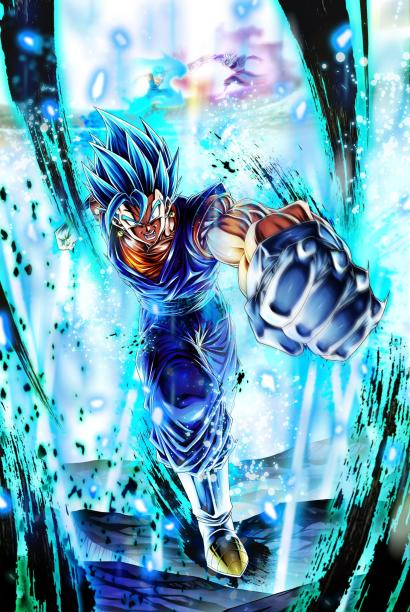 [Super Saiyan God Super Saiyan Vegito makes his debut!]  The powerful fusion warrior arrives for the second anniversary of Dragon Ball Legends! Team up with a friend to take on Vegito, and earn tickets! Be prepared for Vegito's appearance in future banners! https://t.co/Ujy4b1NDDL