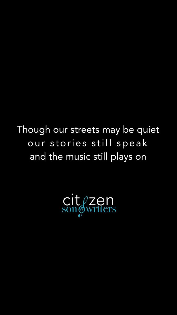 Citizen Songwriters (@CitizenSongs) on Twitter photo 19/05/2020 16:41:36