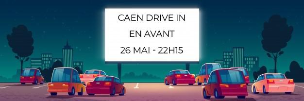 [CAEN DRIVE IN]  En Avant pour la 1ère projection du Caen Ciné Drive In ! Le 26 mai au #ParcExpoCaen, le @luxcaen et Caen Evénements vous proposent de venir regarder le dernier Disney Pixar confortablement installés dans votre voiture. Infos et billetterie https://t.co/6zmE3zX88r https://t.co/ZFfDvcXR3n