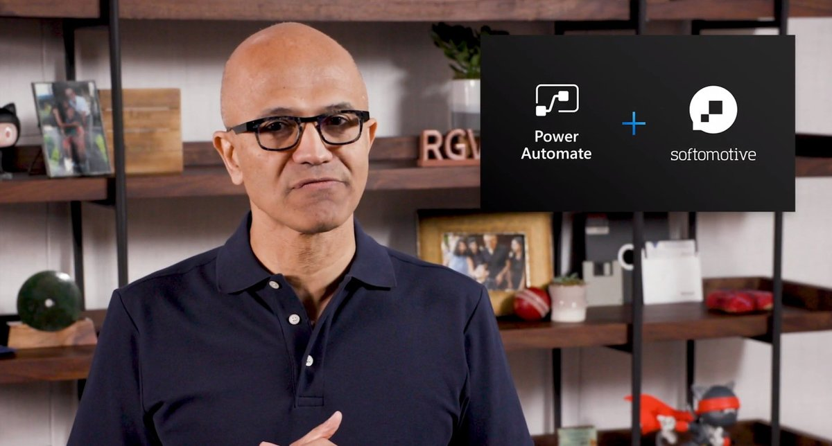 Microsoft acquires robotic process automation platform Softomotive. The two companies did not disclose the financial details of the transaction. #Windows7 <br>http://pic.twitter.com/BUO9lBM586