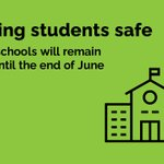 Image for the Tweet beginning: Official Announcement: Ontario's publicly-funded schools