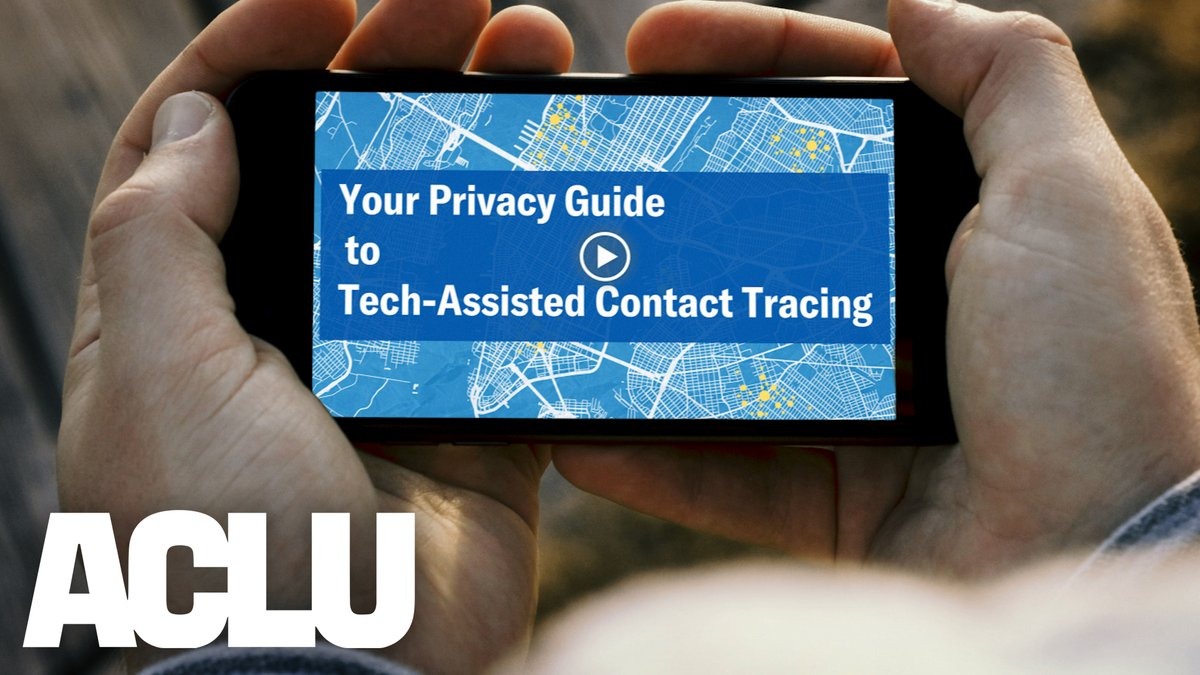What is contact tracing? And will new surveillance technologies alleging to aid in contact tracing help or hurt us?