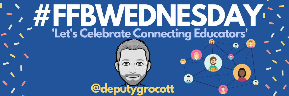 Making connections with like minded + supportive people is important and that's what #FFBWednesday is about.Just 'Like', retweet + comment below using the # + follow first/follow back to make connections + grow your support network.Bios are helpful too!Read my blog if you're new! https://t.co/wsQShPUKPc
