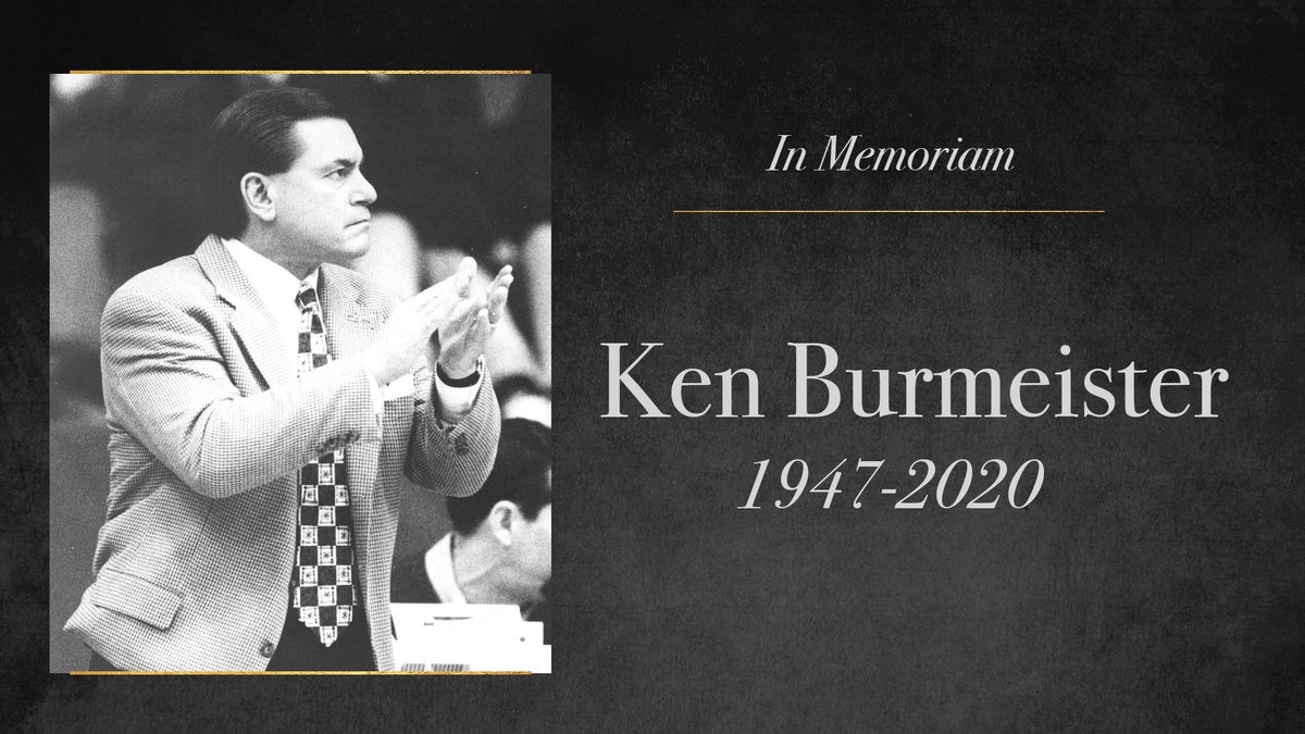 We are saddened to learn of the passing of former #Ramblers head coach Ken Burmeister and offer our condolences to his family and friends. #OnwardLU https://t.co/B2s4MfxBJw