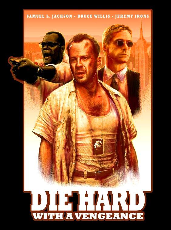 Gabriel Cash On Twitter Die Hard With A Vengeance 1995 Bruce Willis Samuel L Jackson Jeremy Irons 25th Anniversary