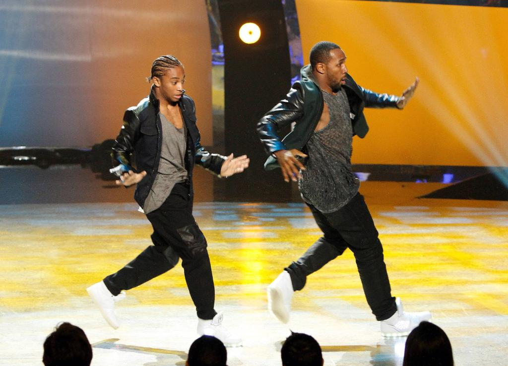 When it comes to hip-hop, these two are top-notch. 😎 #SYTYCD https://t.co/yEpQB2YDnc