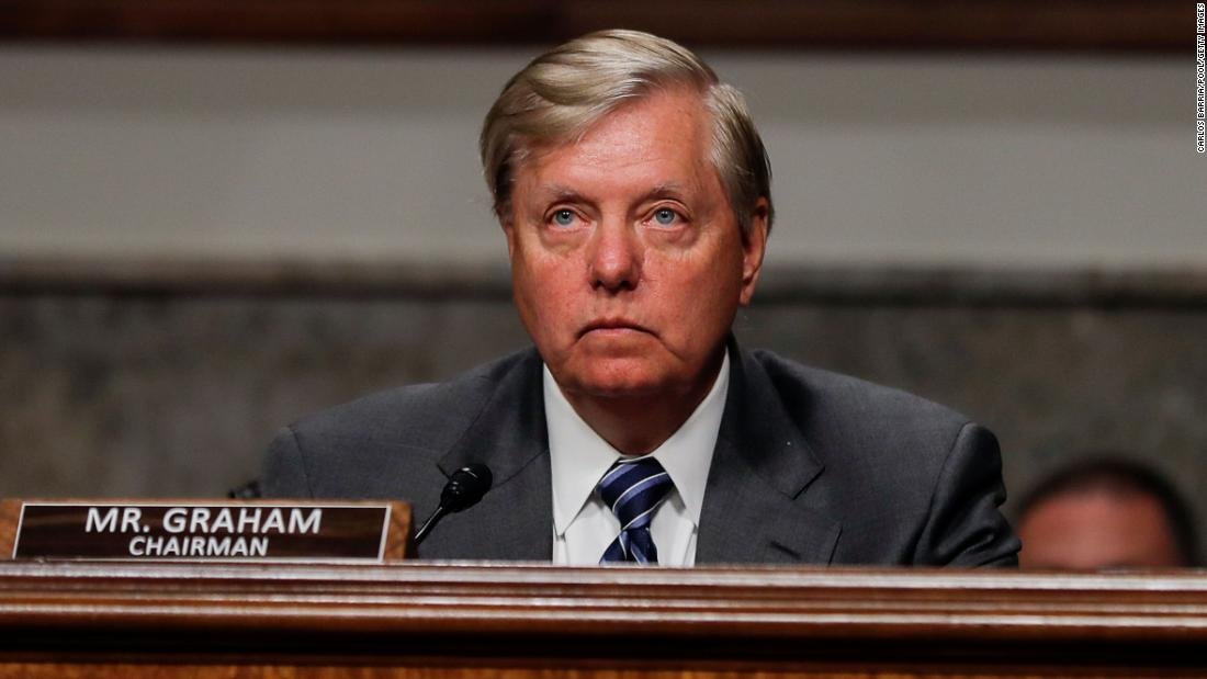 Sen. Lindsey Graham wants his new probe into the Russia investigation to be finished before the election cnn.it/3e23pJ7
