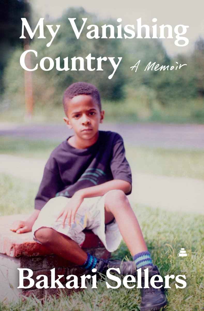 Congratulations to our dear friend @Bakari_Sellers ! His new book My Vanishing Country is available for purchase. Get your copy today! ❤️ #LoveFromADistance #MyVanishingCountry