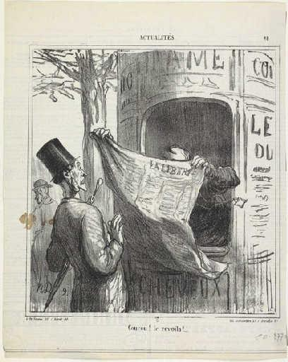 Cuckoo! He's back, 1870 #realism #honoredaumier <br>http://pic.twitter.com/N4UxFKMnrb