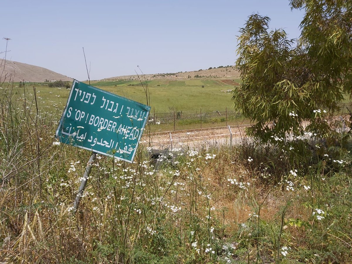 This comes during a spike of incidents along the #Lebanon- #Israel border in recent weeks.