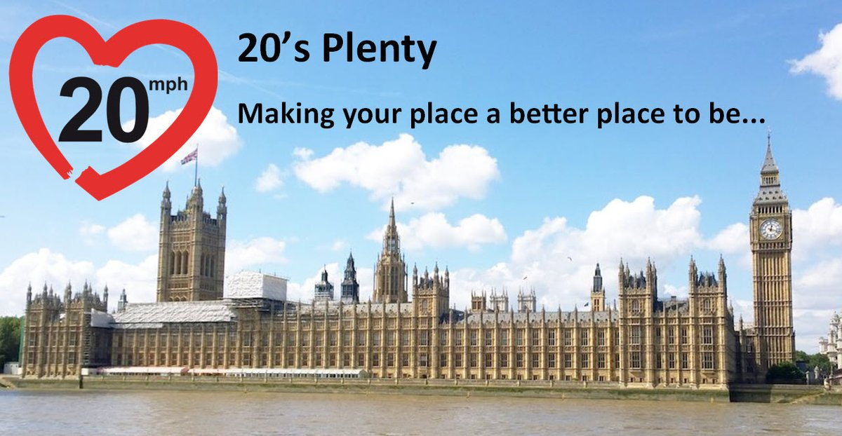 As people avoid social proximity and commute with cars, cycles and feet, then we will soon be back to 6,000+casualties  a month on 30mph roads. We have set up an easy way to write to your MP calling for an emergency 20mph default urban limit at  https://t.co/fAwAPNeTNq https://t.co/zWSyqi3Xve