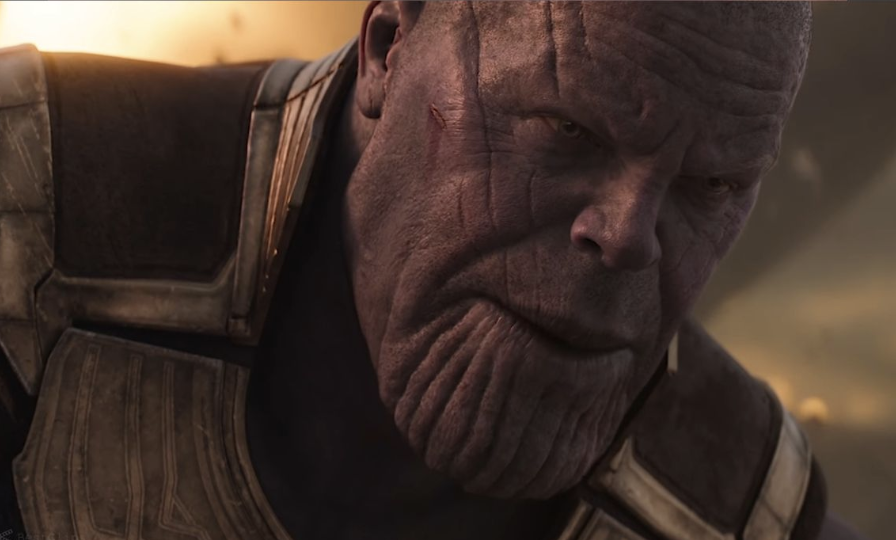 In 'Avengers: Infinity War' (2018), Thanos remarks 'All that for a drop of blood' to Tony during battle  16 movies prior in 'Iron Man 2' (2010), Whiplash told Tony 'If you can make God bleed, people will cease to believe in him'  (via u/draftdraw) https://t.co/OpaXMYwCNn