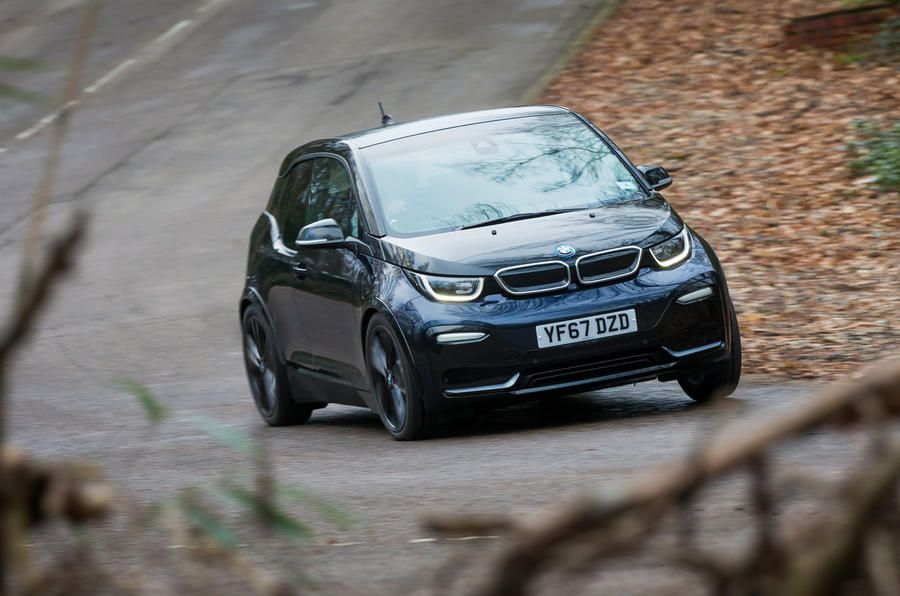 Our man @StvCr is plotting his next track day toy, and the #BMW i3 is currently pick of the bunch. Yup, really... buff.ly/3gqdukY