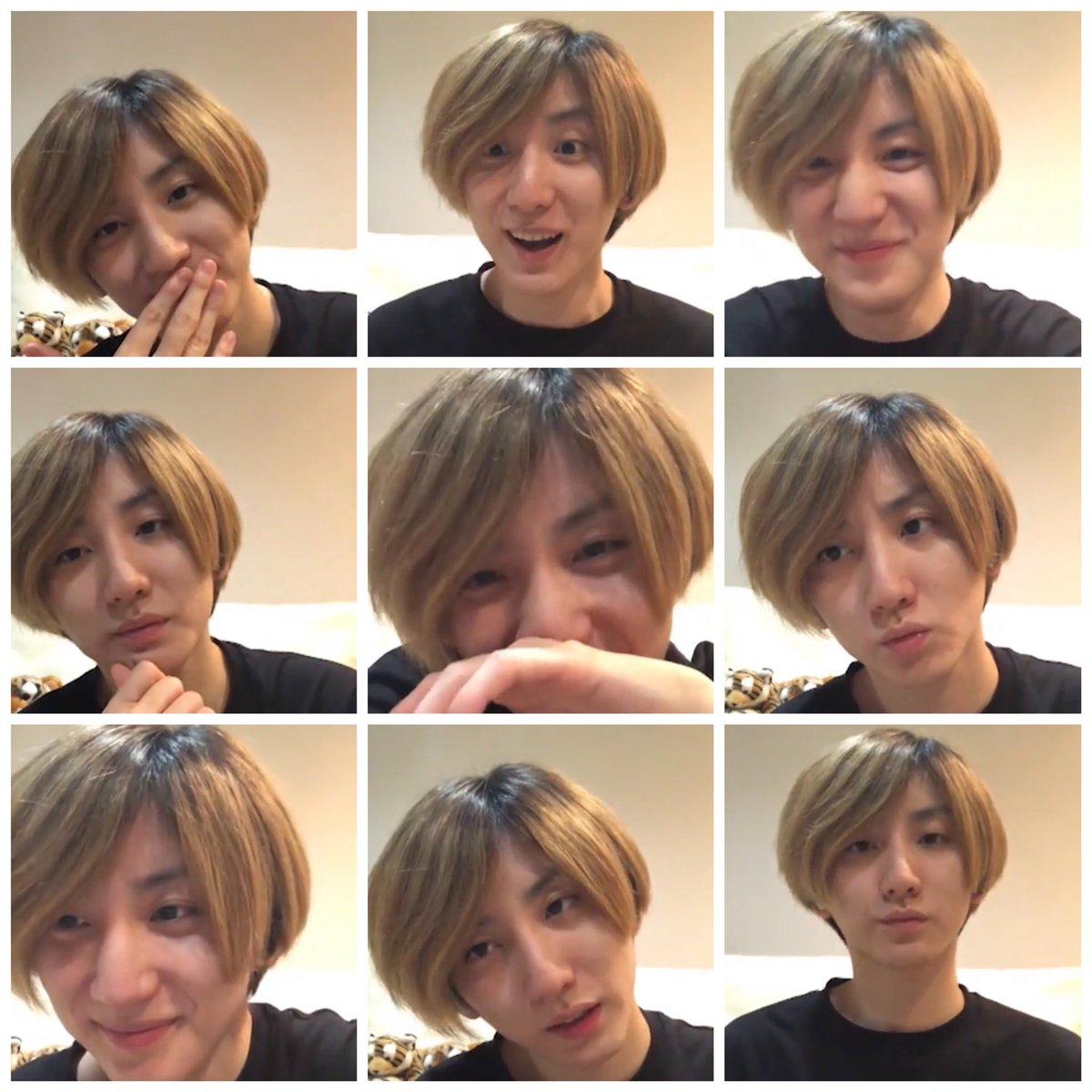 🐯京本大我スマイルアップ9変化🐯  5分間で、表情コロコロ変えて☺️💕  #SmileUpProject #SixTONES # 京本大我...