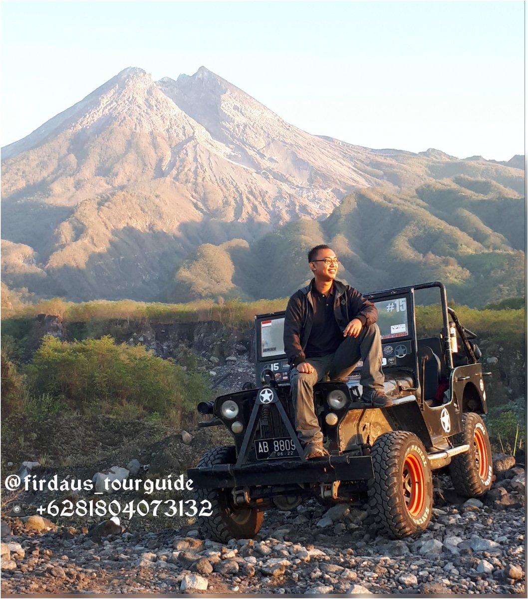 Kangen menikmati keindahan #Gunung Merapi dgn #Wisata Offroad Jeep Merapi #TetepDiRumahAja #StayAtHome  Disimpan dl buat list piknik kl corona sdh berlalu ya  Come & Travel With Me #WisataJogja#DolanJogja #TourGuide #TourGuideJogja #RentCar #SewaMobilJogja #WonderfullIndonesia pic.twitter.com/NtI1sq6UoA