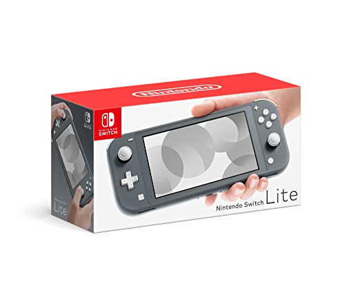 GRAY SWITCH LITE IS BACK IN STOCK!!!!     #Switch #nintendo #NintendoSwitchrestock #NintendoSwitchLite #gray #switchlite #NintendoSwitchOnline #deal #deals #promotion