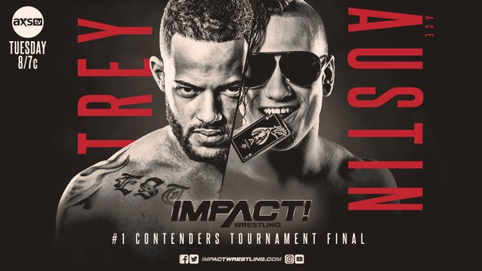 Finals set for Impact number one contenders tournament dlvr.it/RXQYGt
