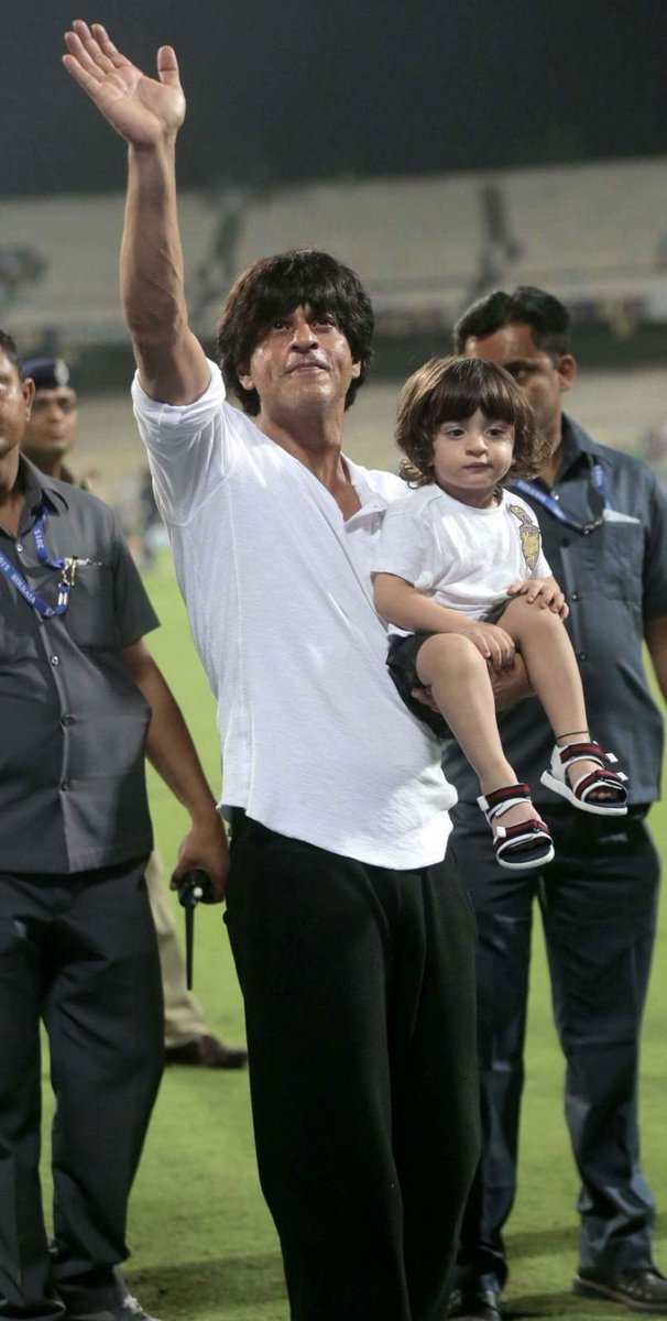When we saw the dimpled duo making a public appearance together for the first time 💖 how many of you have been there to witness that historic moment? #HappyBirthdayAbRam