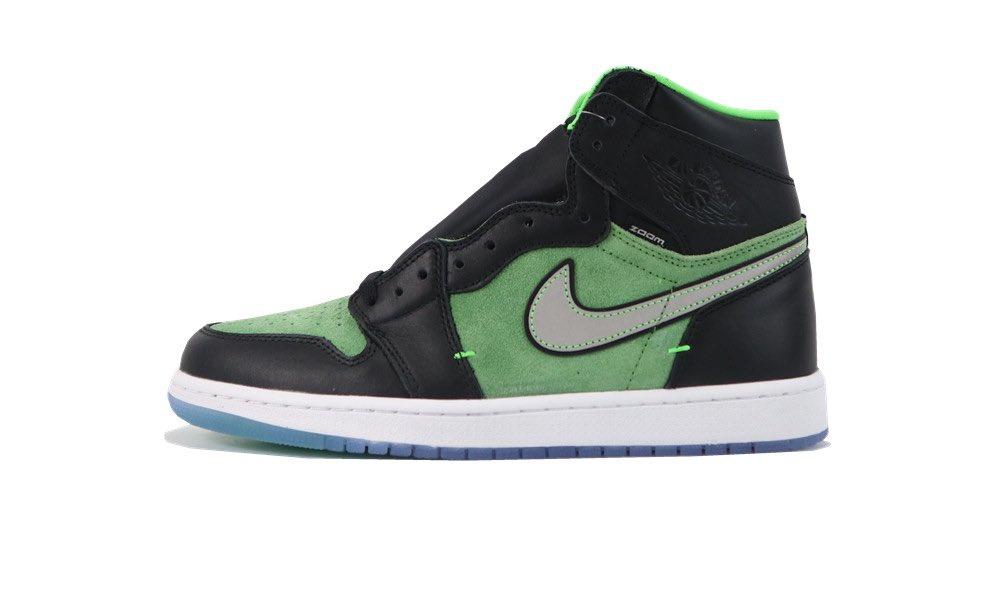 "Air Jordan 1 High Zoom ""RAGE GREEN "" June 20, 2020  DM FOR MORE INFO... #Nike #jumpman #airjordan1 #retro #OG #sneaker #sneakerhead #hype #hypebeast #streetwear4life #SOUTHBAY_KICKS #SBKICKS #stayhome #staysafepic.twitter.com/cRWEL8RQKP"
