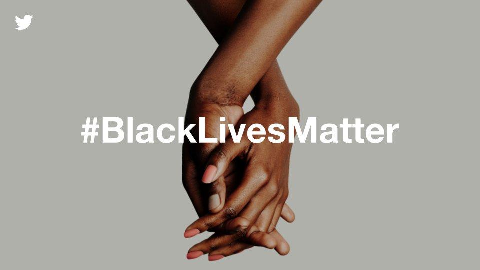 We are not a threat. #BlackLivesMatter