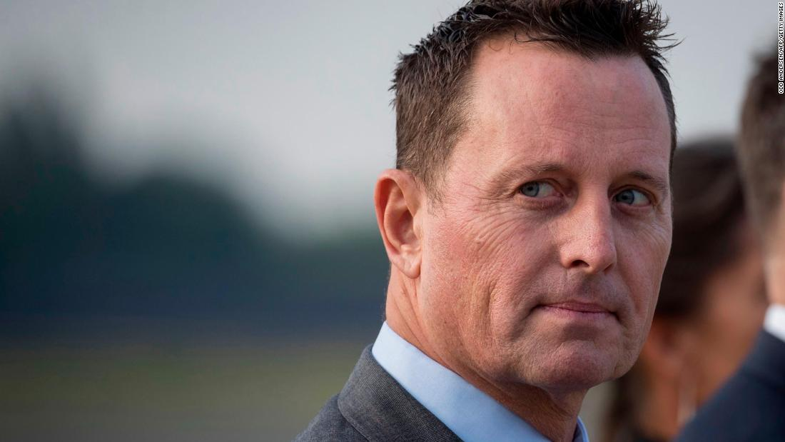 Richard Grenell takes a parting shot at Democrats as he exits his role as acting director of national intelligence cnn.it/2TI1KRg