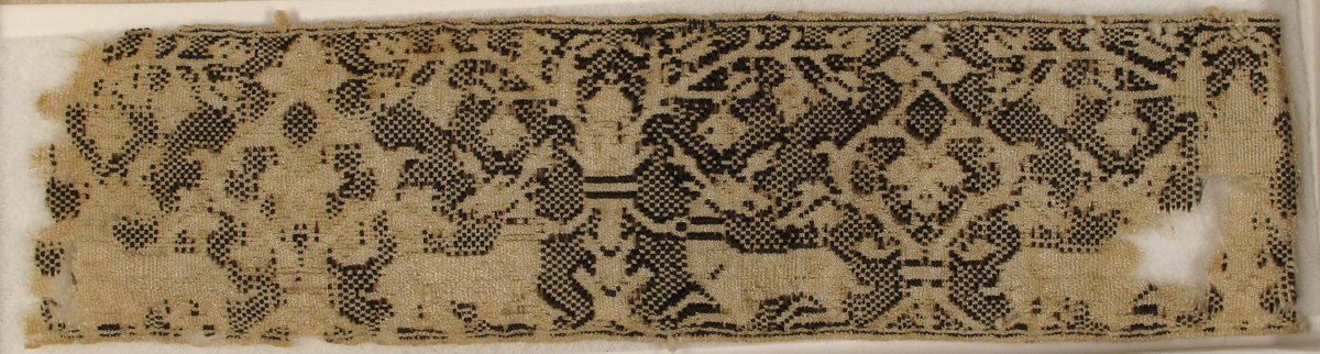 Textile  #metmuseum #MedievalArt