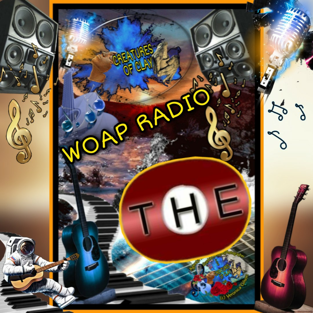 Kickin It @RockinWOAPRadio With #CreaturesOfClay #LayItDown #LEFTorRIGHT #SpringtimeOfOpportunity #Follow 👉 @RockinWOAPRadio Check Out Their Website 👇 woapradio.com Also Check Out Website From #CreaturesOfClay 👇 creaturesofclaytheband.com #Follow 👉 @CodieWestwood