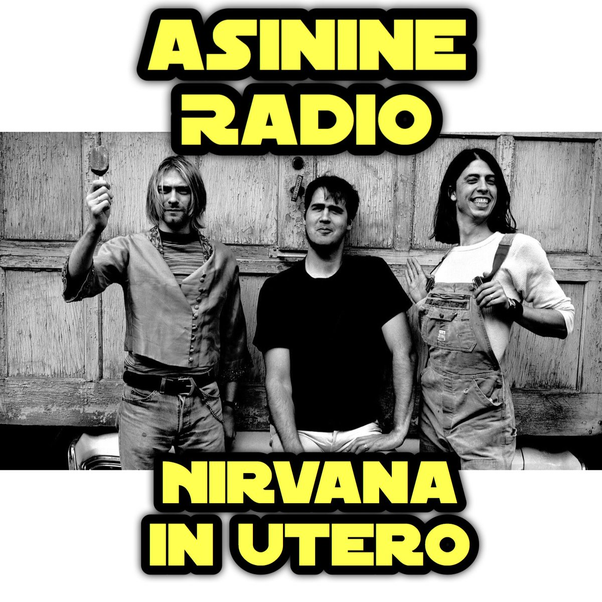 New episode, and we really get into it. Listen anywhere you consume podcasts.   #nirvana #inutero #kurtcobain #davegrohl #kristnovoselic #grunge #music #podcast #musicpodcast #asinineradio<br>http://pic.twitter.com/HxOKERZU8d