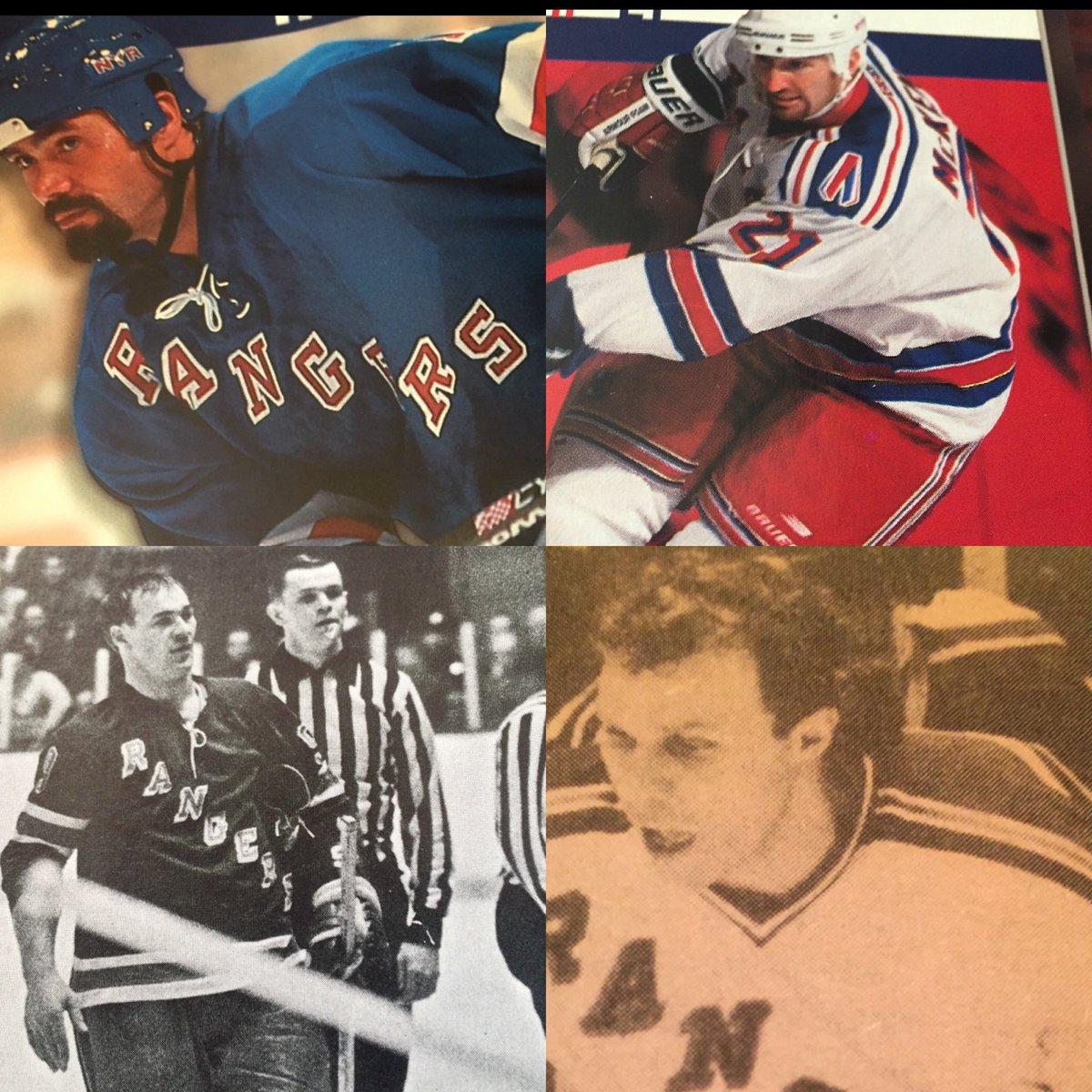 #51 Let's focus on these 4 Ranger tough guys. How many can you name? #nyrangersfan #nyr #tough #guys #rangers #nhl https://t.co/NAHiMvwhX8