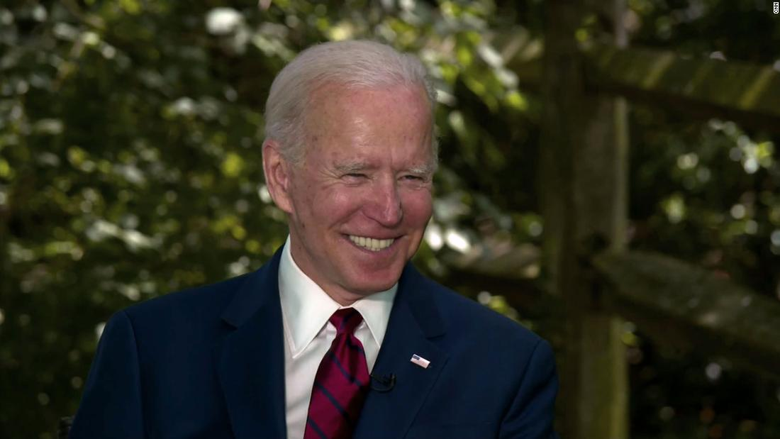 "Joe Biden says his vice presidential search panel has interviewed ""a lot"" of potential running mates cnn.it/2TDnPQQ"