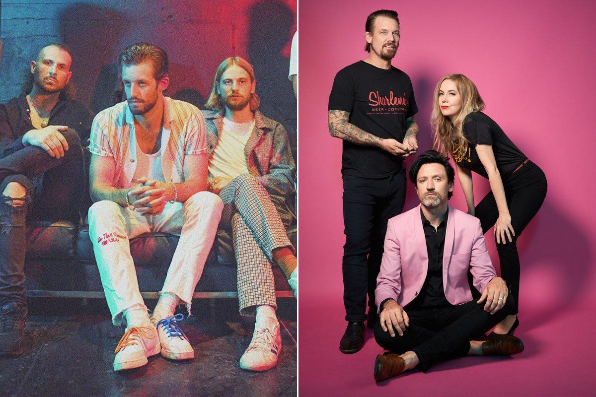 The Rubens, Something for Kate Join Latest State of Music Lineup https://t.co/drqgjfalZv https://t.co/rBlJpnngbb