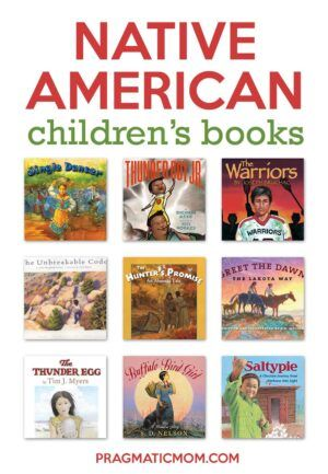 Top 10: Best Native American Books for Kids http://bit.ly/2sW5oJ1 via @pragmaticmom #ReadYourWorld #KidLit #NativeAmerican #AmericanIndian pic.twitter.com/MGpoHM6tRX