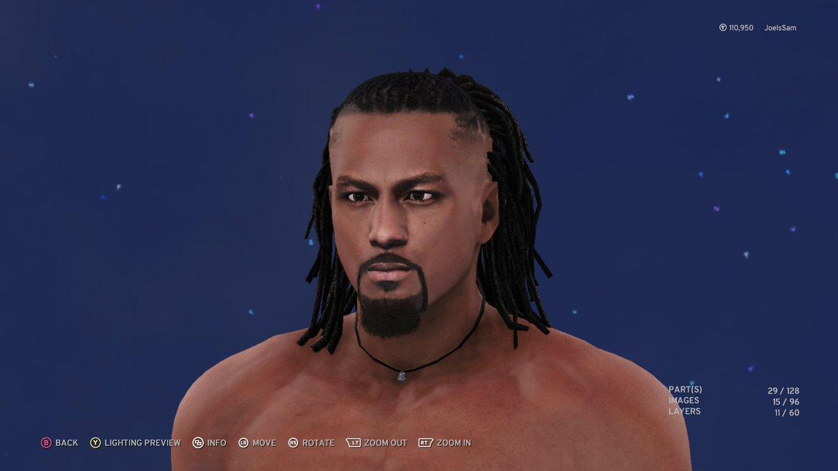 Swerve #WWE2K20 #XboxSharepic.twitter.com/1MVxoQAnXY