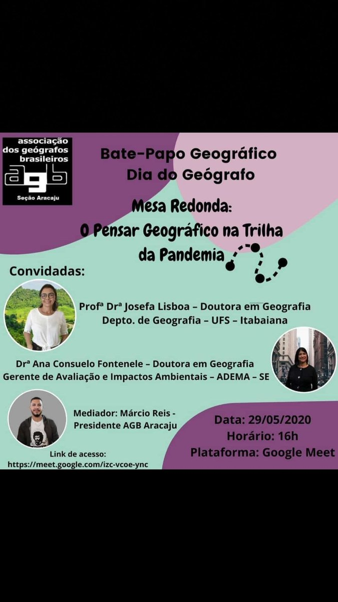 #Sergipe #AGB #Geografospic.twitter.com/J0dhhCOuZK