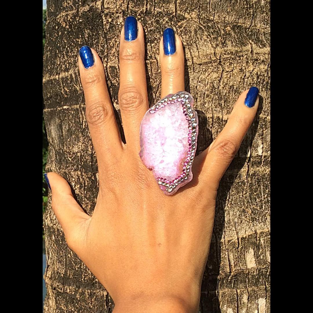 SHINING THINGS:  | Fashionable any time of day, any day of the week | #bespoke #jewelry #jewels #customjewels #customjewelry #glajamayne #fashion #fashionweek #fashionshow #fashionista #miamibeach #southbeach #florida #caribbean #designerrings #ring #rings