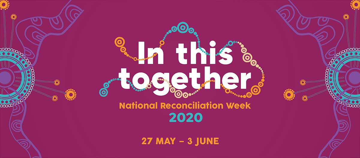 We acknowledge the Traditional Owners of the Land as the First Peoples of Australia, and that sovereignty was never ceded and their connection to land, water and culture are enduring. We hope we can work together towards treaty and #reconciliation. #NRW2020 #InThisTogether2020