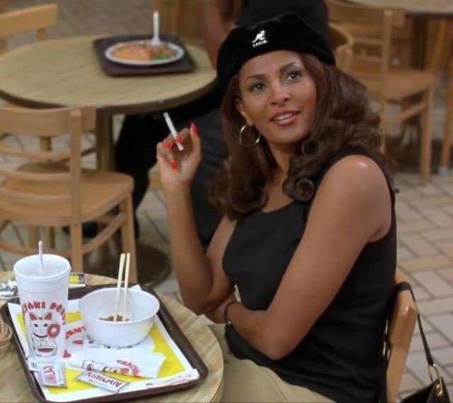 Pam Grier in Jackie brown was truly something