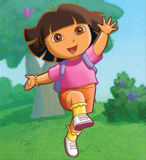 Going from Dora to Stephanie all in one daypic.twitter.com/SBCqVXoc6C