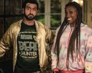 Enormously talented #issarae & #kumailnanjiani but is this movie a kick? #thelovebirdsmovie Our review at  #paulsparks #annacamp #netflix