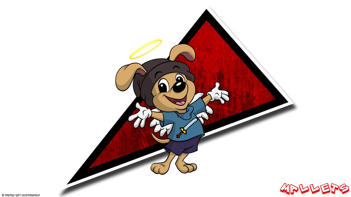 Check out one of Fantasy Soft Entertainment's new and final mascots!  These future icons were drawn by Arturo Esguerra (X-Men, Kim Possible, Tarzan, Scooby Do, Care Bears)!  #art #news #reveal #logo #cartoons #animation
