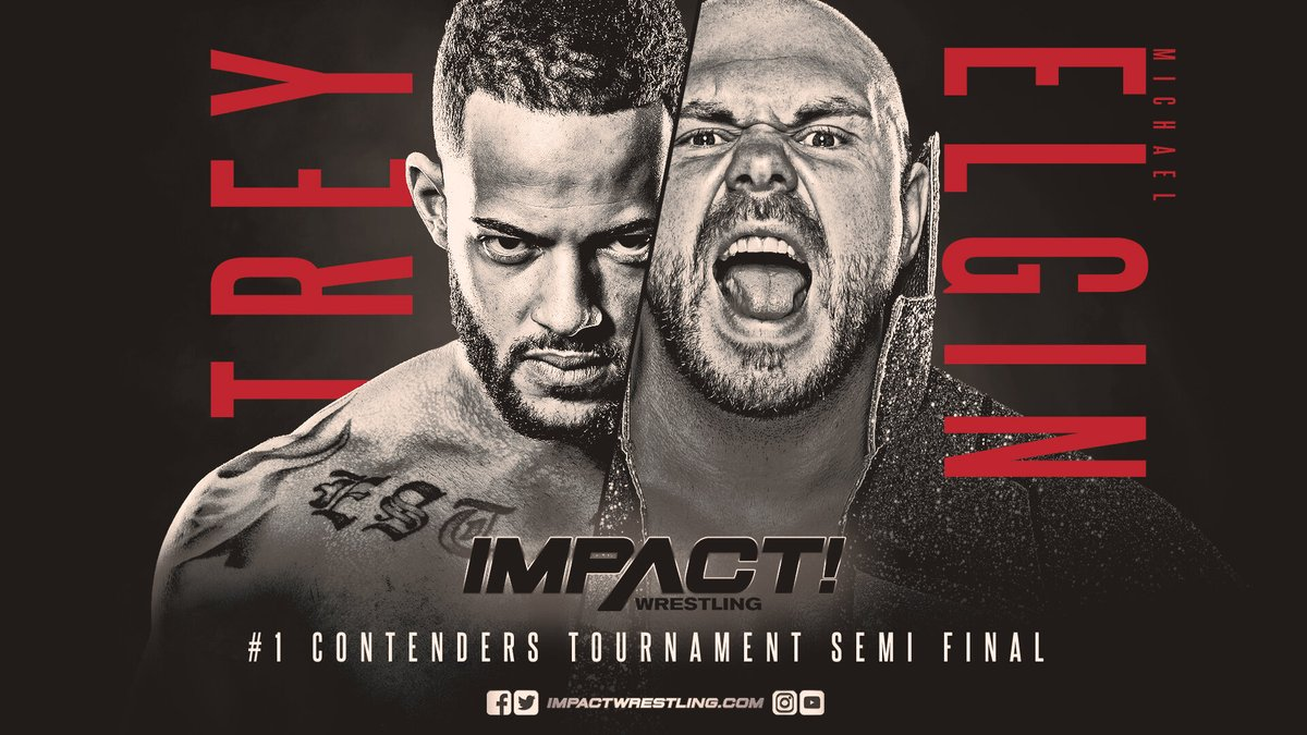 Impact Wrestling results: #1 contenders tournament semifinals dlvr.it/RXQGjF