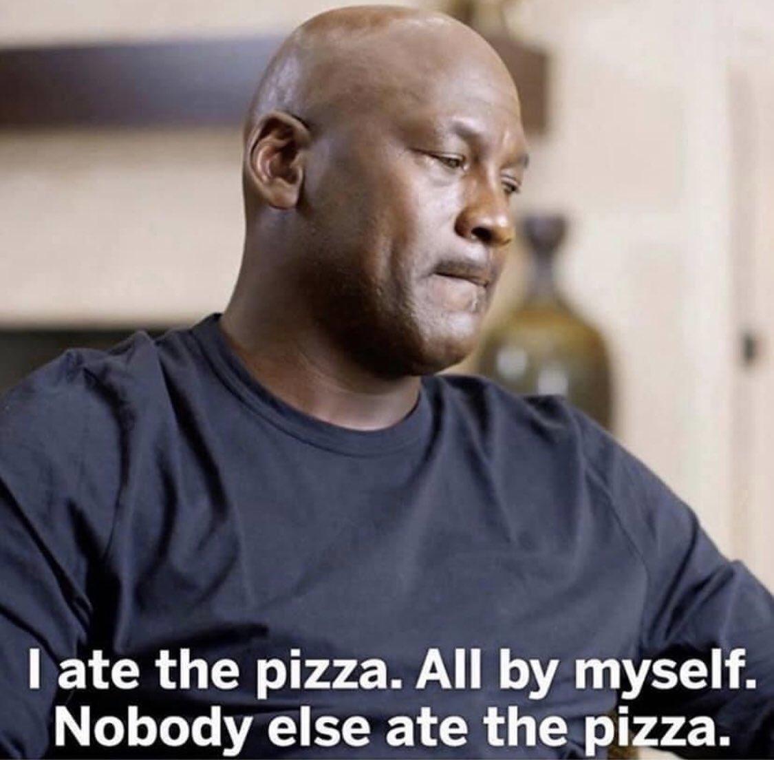 The Last Dance #pizzachat