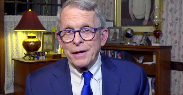 Ohio Republican Gov. Mike DeWine says wearing a mask is about loving your fellow human being cnn.it/2A7LQZA