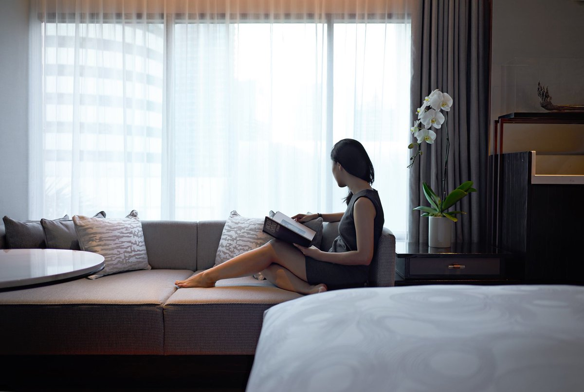 """Take a sensational city staycation in Bangkok with JW Marriott Hotel Bangkok! Book the """"Summer Dreaming Staycations"""" promotion before 31 August 2020 and stay till end of 15 December 2020 Book now> https://t.co/tSa1AnXSbV  #SummerDreaming2020 https://t.co/O4serUA6i0"""