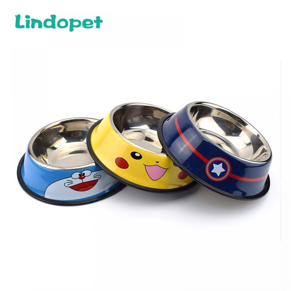 #dogoftheday #instagood Pet tableware Panda Bowl Cat Cartoon Stainless Steel Dog Pot Bowl Pet Feeder Gamelle Chien Water Bottle Foodpic.twitter.com/pTu0ImxNwh
