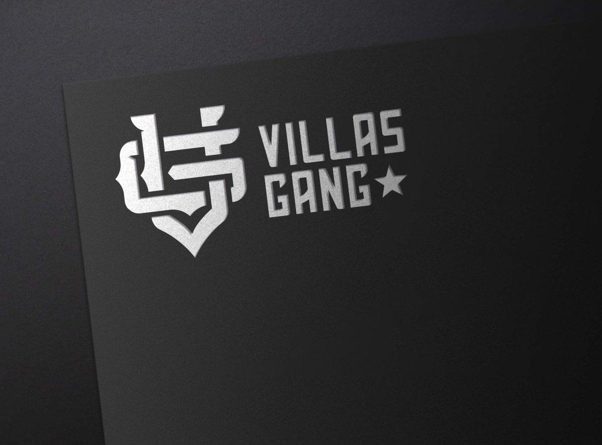 ¡Nuevo logo! #Villas #Gang #Logodesigns #logo #design #graphicdesign #brand #branding #hwc #logotipo #logotype #concept #hypelogo #hype #concept @hwestudio #monogram #Monogramlogo